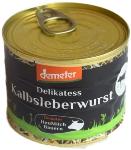 Kalbsleberwurst Dose
