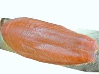 Ganze Seite Irischer Lachs