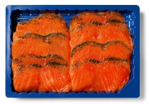 500g Graved Dill Lachs