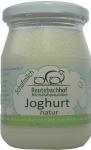 Schafmilchjoghurt Glas
