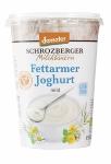 Fettarmer Joghurt Becher