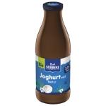 Joghurt Flasche