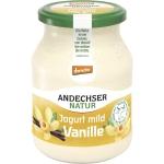 Demeter Vanillejoghurt