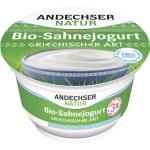 Griechischer Sahnejoghurt