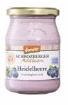 Heidelbeerjoghurt kleines Glas