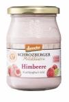 Himbeerjoghurt kleines Glas