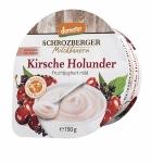 Kirsch-Holunderjoghurt Becher