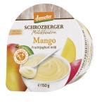 Mango-Guave Joghurt Becher