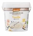 Eimer Vanillejoghurt