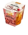 Ziegenfrischkäse Öl/Chili