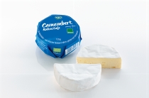 Biologischer Camembert