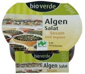 Algensalat mit Sesam/Ingwer