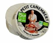 Petit Camembert Gillot Bio