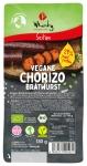 Veganwurst Chorizo Bratwurst