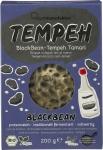 BlackBean-Tempeh Tamari