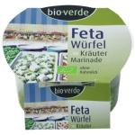 Feta-Würfel Kräuter