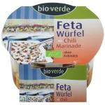 Feta-Würfel pikant