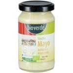 Frische Mayonnaise Glas
