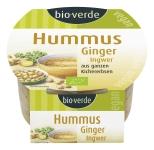 Hummus Ginger
