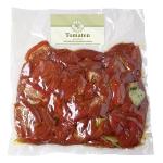 Getrocknete Tomaten mariniert