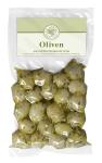 SB Grüne Oliven marin. mit St.