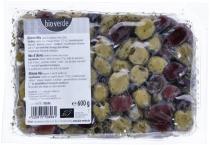 Beutel Oliven Mix gekräutert