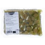 Beutel Grün.Oliven m.Knoblauch