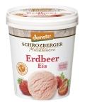 Erdbeer Eis 500ml