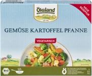 TK-Gemüse-Kartoffel-Pfanne