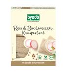 Reis & Buchweizen Knusperbrot