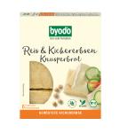 Reis & Kichererbse Knusperbrot