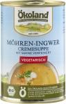 Möhren-Ingwer Cremesuppe