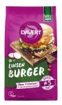 Linsen-Curry Burger