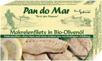 Makrelenfilets in Olivenöl