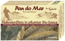 Makrelenfilets in Soße
