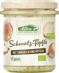 Schmalz-Töpfle mit Zwiebeln u.
