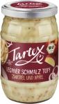 Veganer Schmalz Topf Zwiebel