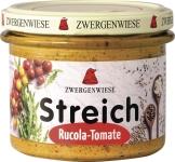 Rucola-Tomate Streich
