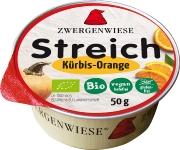 Kleiner Streich Kürbis Orange
