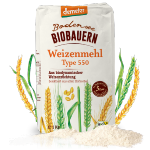 BBB Weizenmehl 550