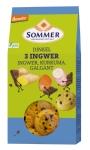Demeter Dinkel 3Ingwer Cookies