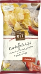 Kartoffelchips Paprika
