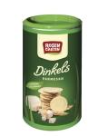 Dinkels Parmesan-Cräcker