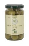 Grüne Oliven natur o.Stein