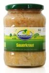 Sauerkraut Glas