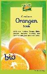 Geriebene Orangenschale