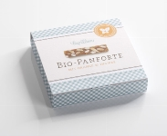 Panforte mit Orange & Ingwer