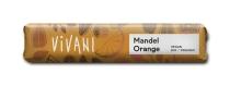 VIVANI-Riegel Mandel Orange