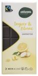 Chocolat Halbbitter Ingwer-Zit