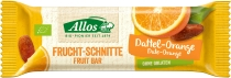 Fruchtschnitte Dattel Orange